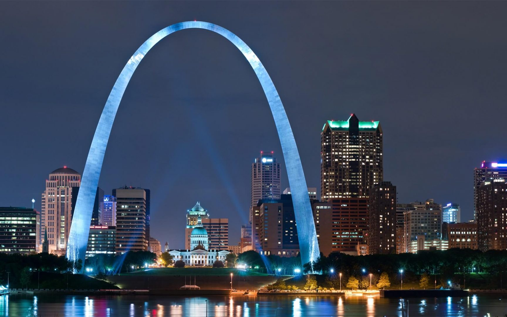 St Louis City Header Image